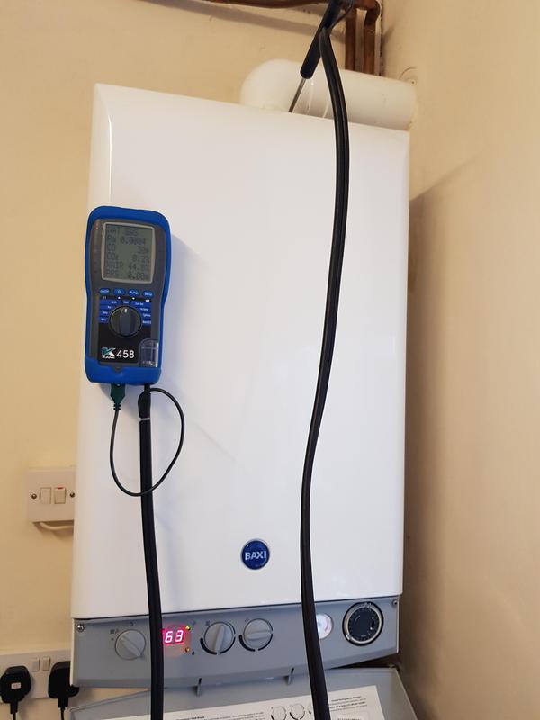 Image 4 - Boiler servicing.