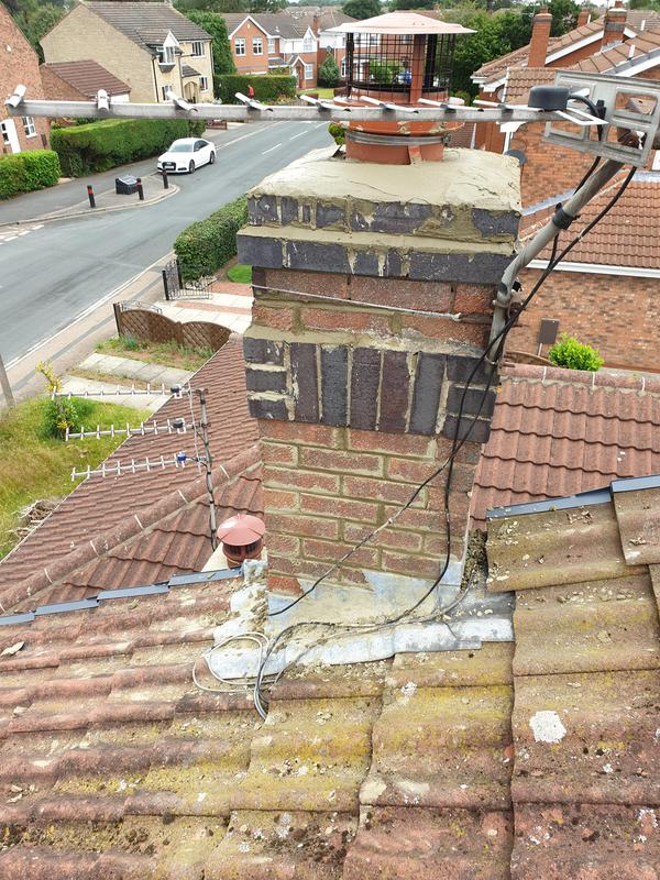 Image 1 - After being repointed.