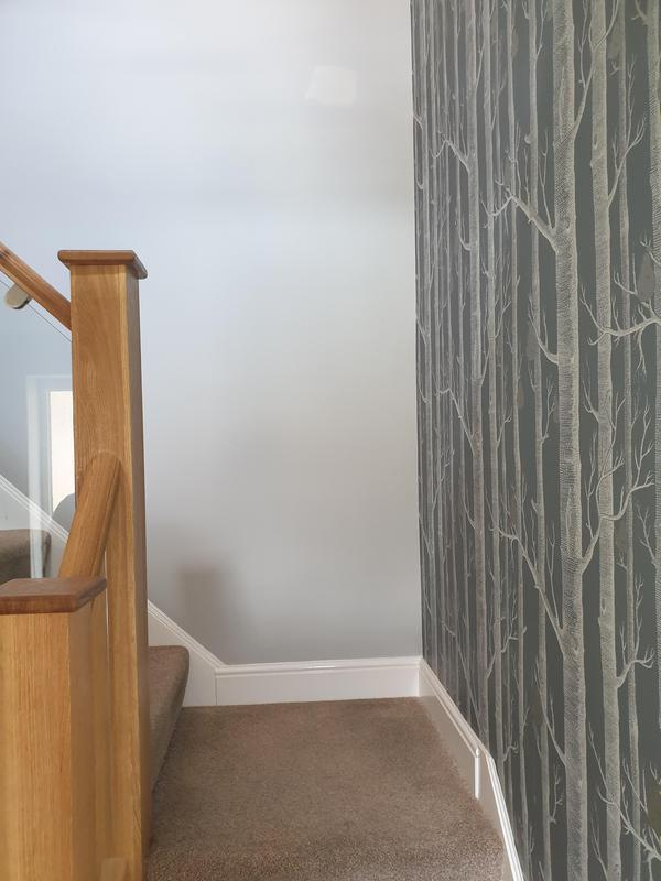 Image 33 - LOVELY HALL,STAIRS AND LANDING IN TIPTREE,ESSEX