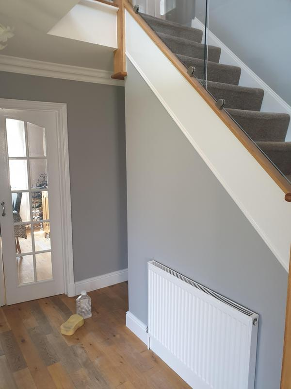Image 34 - LOVELY HALL,STAIRS AND LANDING IN TIPTREE,ESSEX