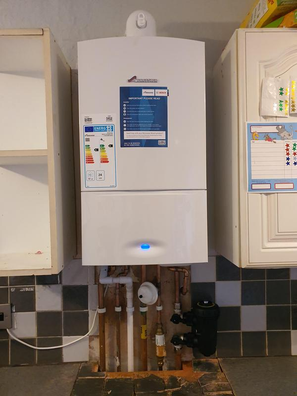 Image 1 - boilers installed in kitchens