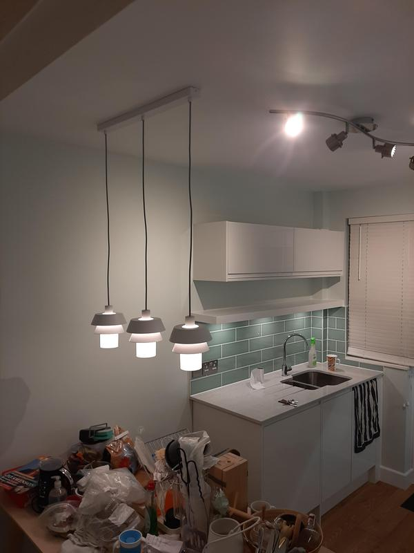 Image 61 - Full kitchen and electrical installation