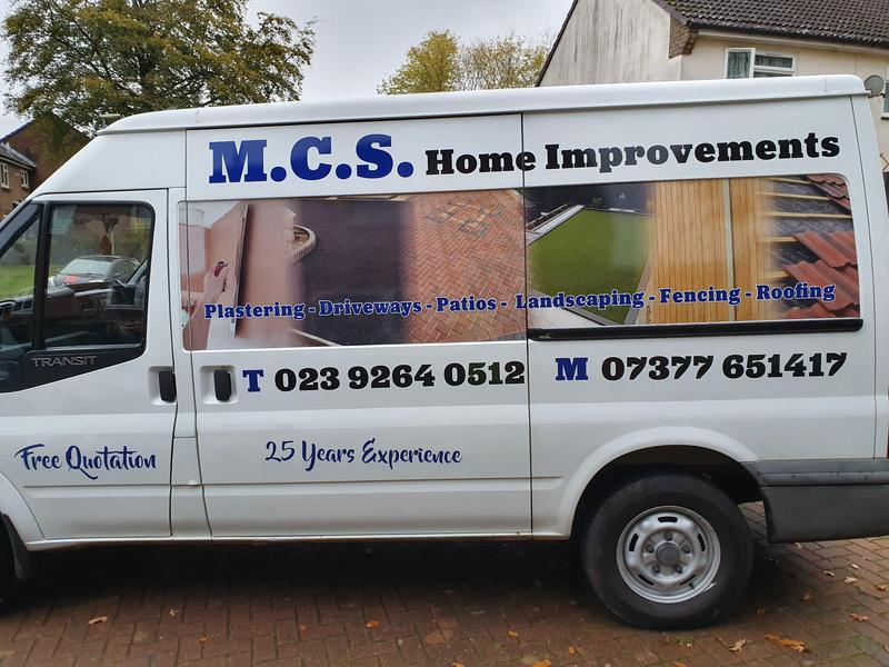 MCS Home Improvements logo