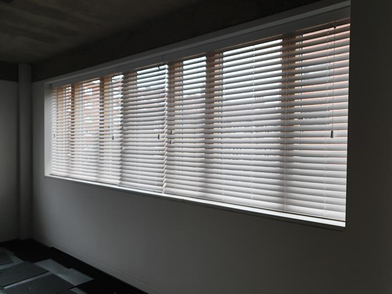 Image 14 - Wooden venetians repaired and cleaned in Central London.