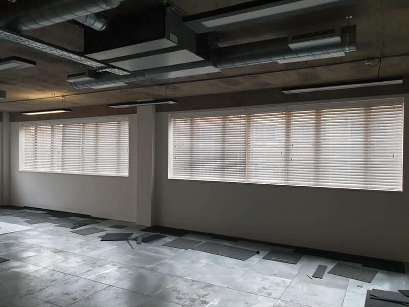 Image 15 - Wooden venetians repaired and cleaned in Central London.