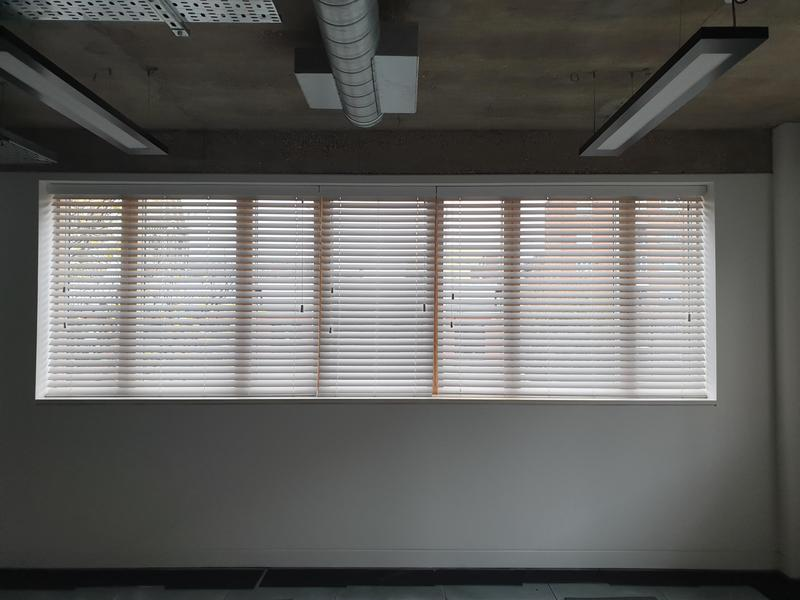 Image 17 - Wooden venetians repaired and cleaned in Central London.