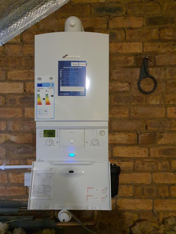 Image 2 - boilers instralled in lofts