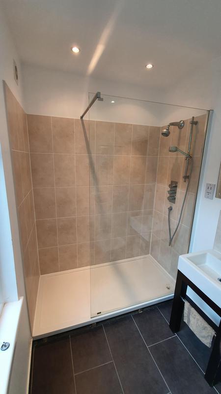 Image 12 - Before shower renovation abbeywood