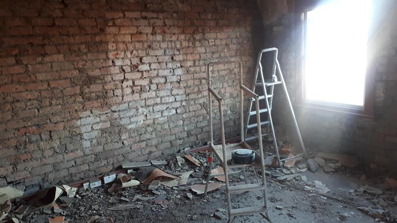 Image 8 - Site demolition for commercial conversion project