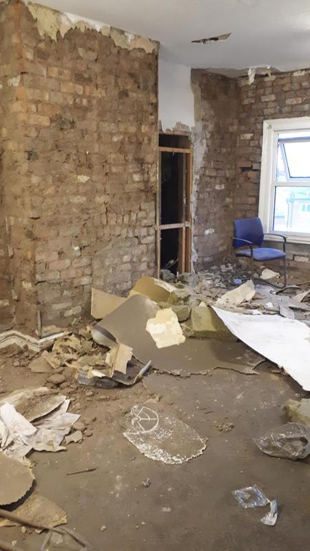Image 9 - Site demolition