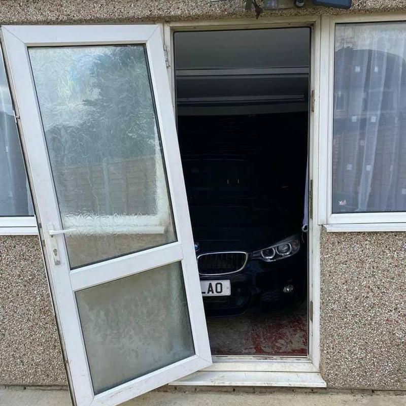 Image 18 - Broken Door Before Picture