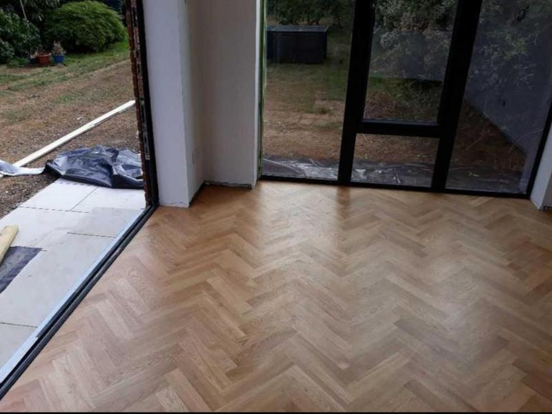 Image 26 - prefinished parquet install