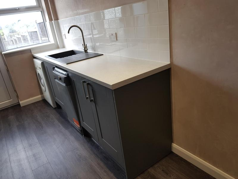Image 1 - More completed photos from Westwood kitchen