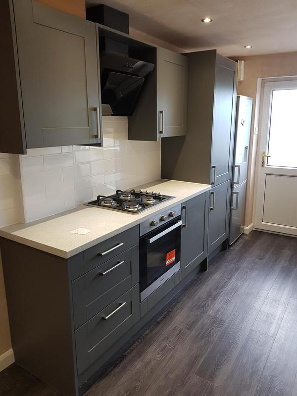 Image 4 - Another kitchen manufactured supplied and fitted in Westwood