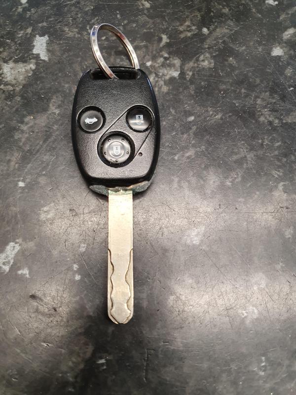 Image 13 - Honda Car Key