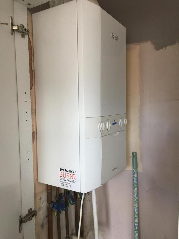 Image 1 - Ideal Logic + 30kW- Full Boiler Service & Health Check ✅Recommendation/Comments- Replacement Pressure Gauge Required