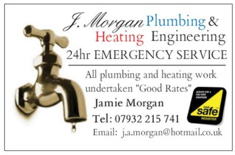 J Morgan Plumbing & Heating logo