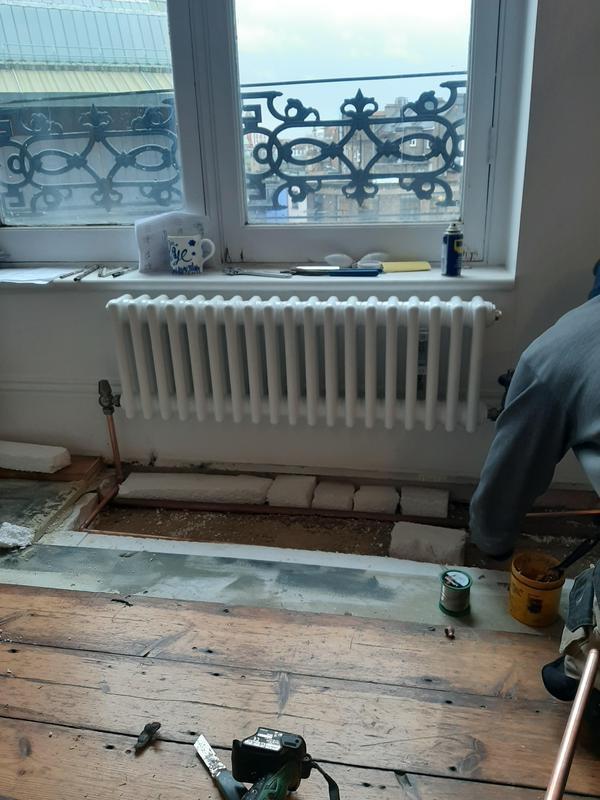 Image 5 - Heating and plumbing work in London