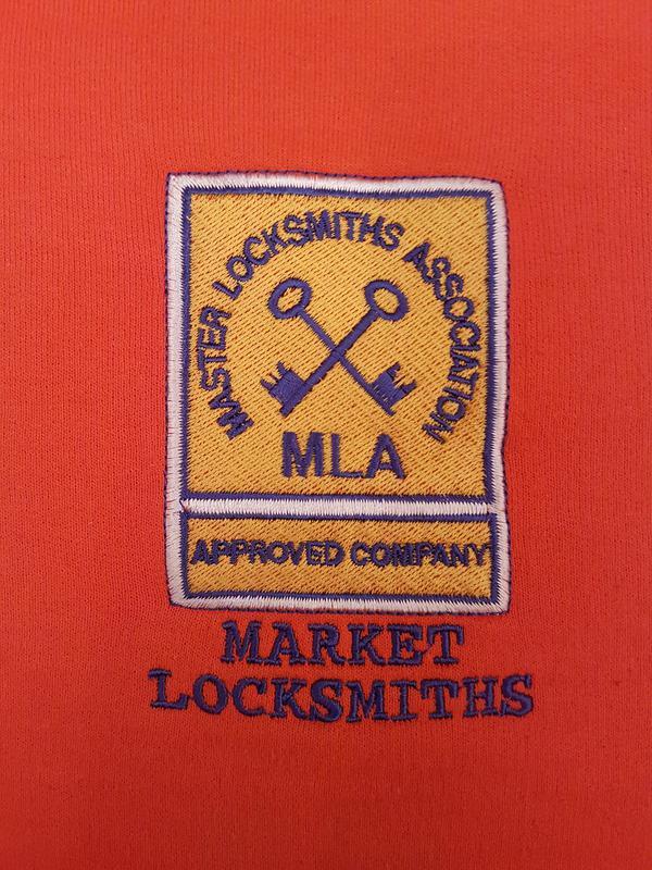 Market Locksmiths logo