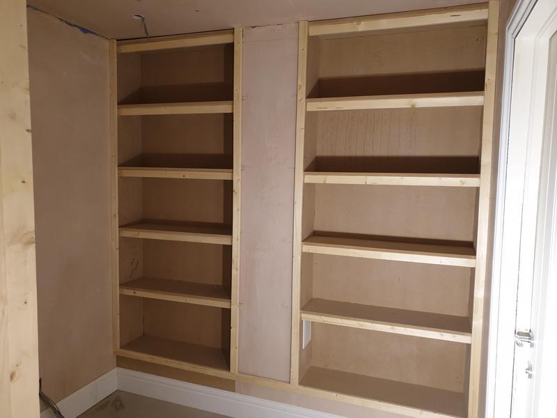Image 3 - Carpentry
