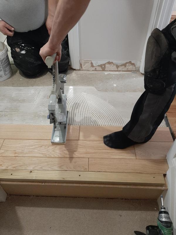 Image 15 - Solid floor installation