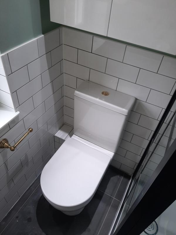 Image 31 - Bathroom in Brixton after renovations