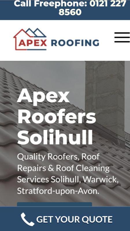 Apex Roofing Solutions Ltd logo