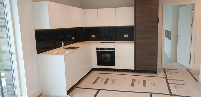 Image 12 - Kitchen fitted at Sovereign Court Hammersmith Including Silestone worktops