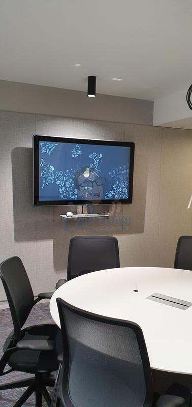 Image 19 - Cisco Meeting room integrated Audio visual with booking system