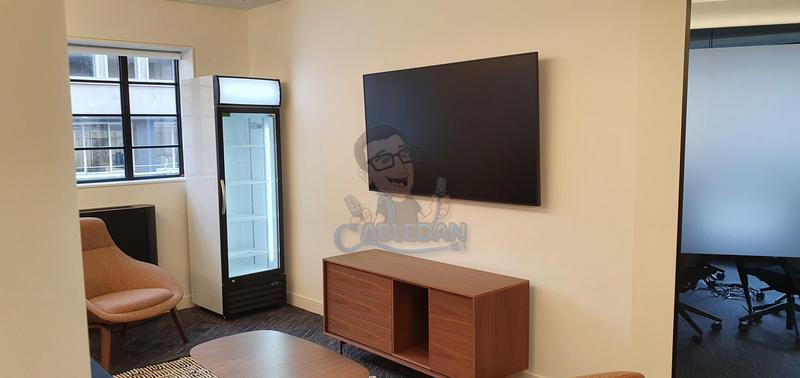 Image 4 - office wall mounted tv