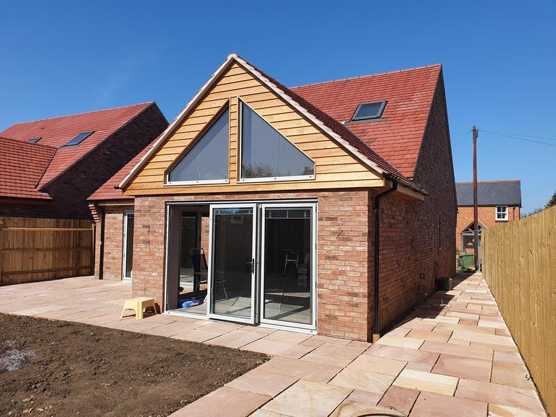Image 8 - 2. Dormer bungalows - complete