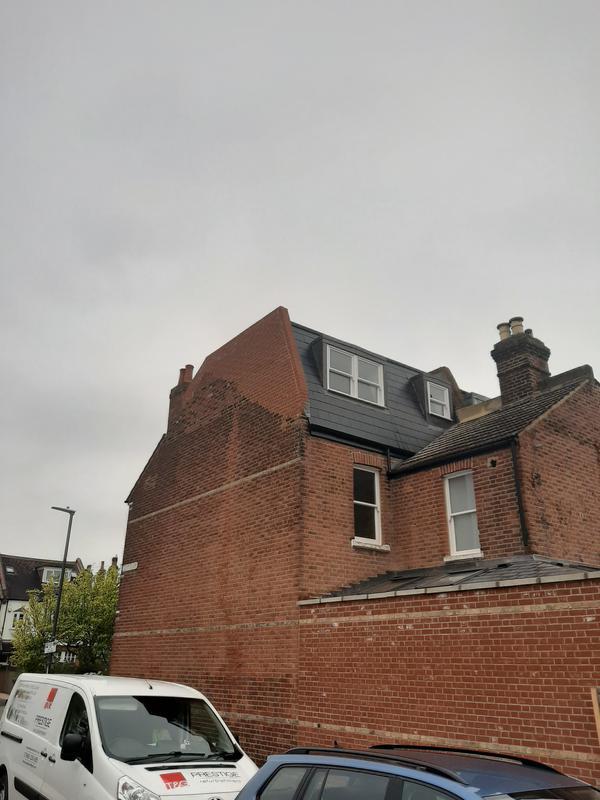 Image 1 - Loft conversion & kitchen extension in London
