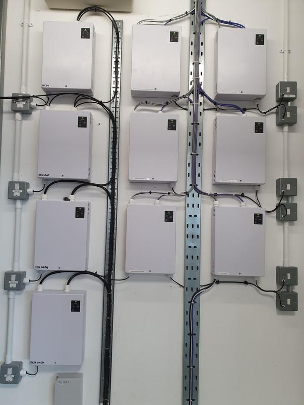 Image 2 - Paxton ACU's installed at an office in central london.