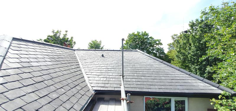 Image 45 - new roof and dry ridge