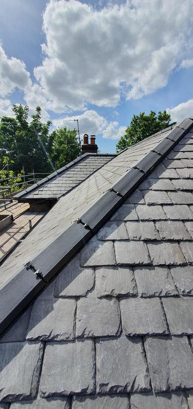 Image 46 - new roof and dry ridge