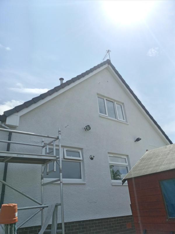 Image 20 - Roofline in Bishopbriggs