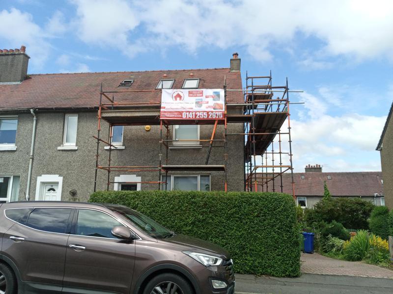 Image 28 - Milngavie Re-Roof