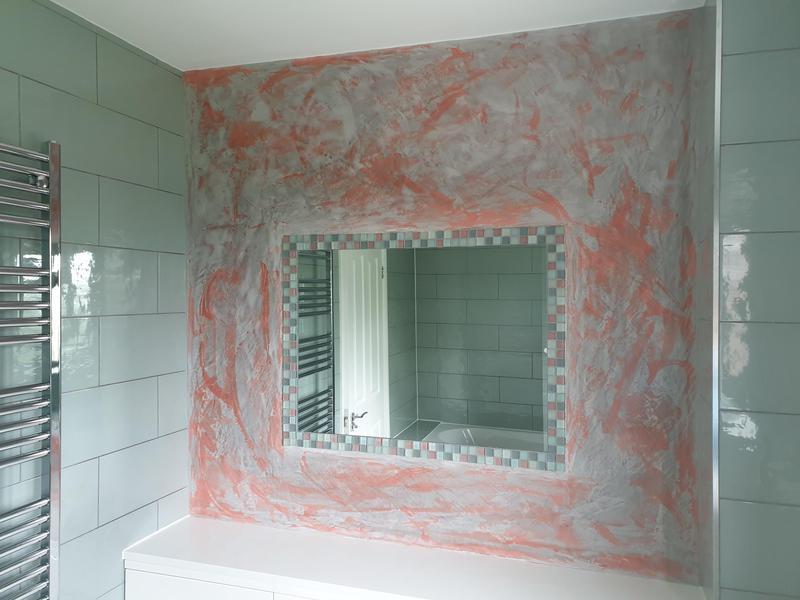 Image 39 - Venetian Polished Plastering/Tiling/Bathroom Fitting