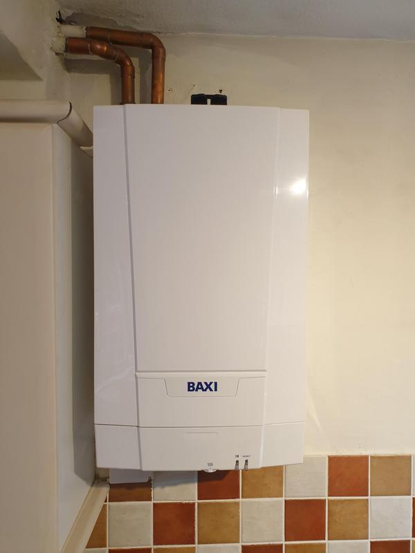 Image 4 - Boiler service