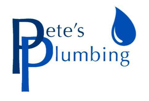 Pete's Plumbing logo