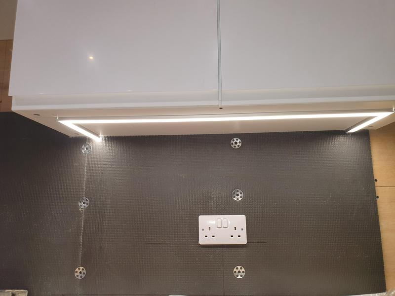Image 2 - Under Counter LED Lighting and Trim
