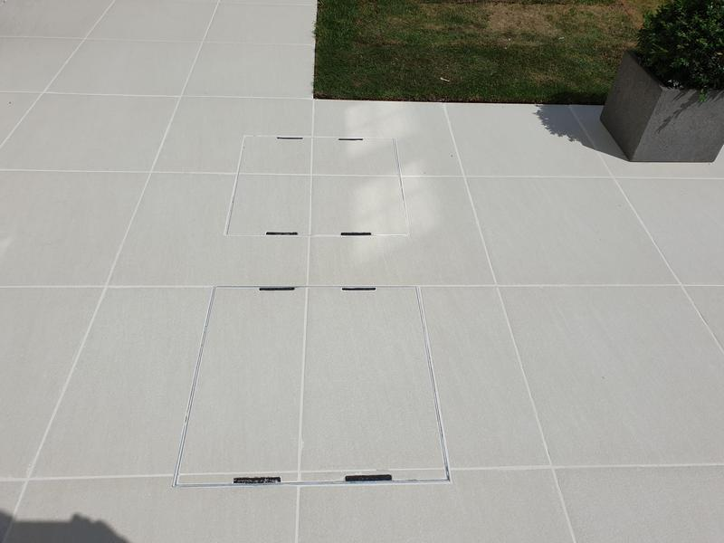 Image 8 - Sandy White Porcelain Patio