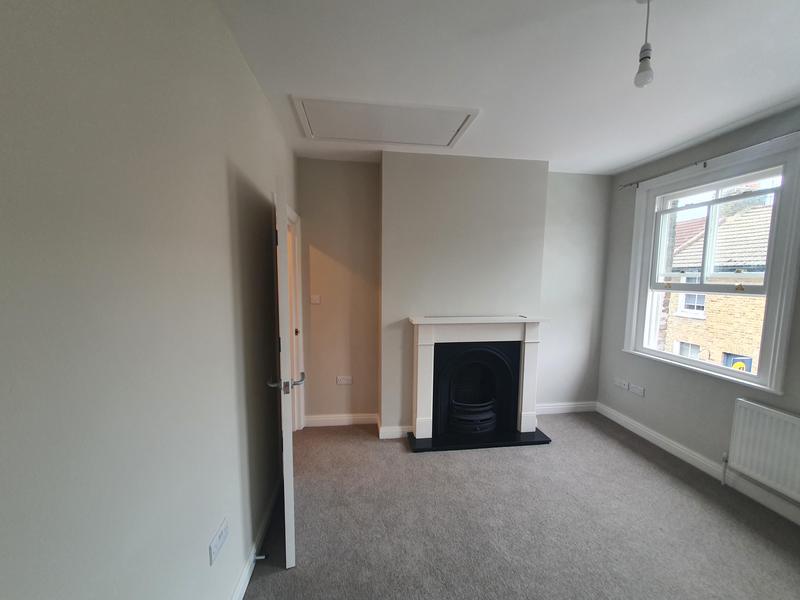 Image 26 - Windows fireplace carpet doors loft hatch painting
