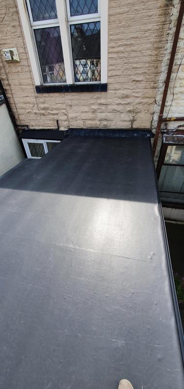 Image 29 - firestone rubber, flat roof