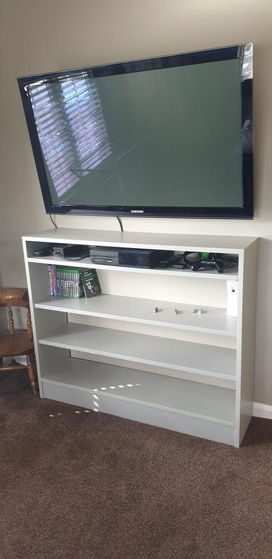 Image 14 - one off unit for playstation finished in grey painted