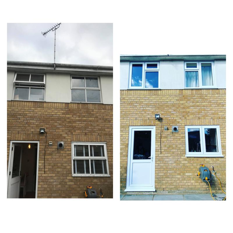 Image 22 - Massive Diffrence In Brightness For This House, Beauitufly Finished Client Over The Moon