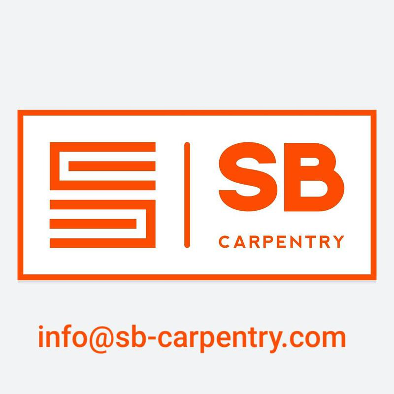 SB Carpentry logo