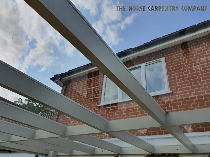 Image 14 - perspex roof