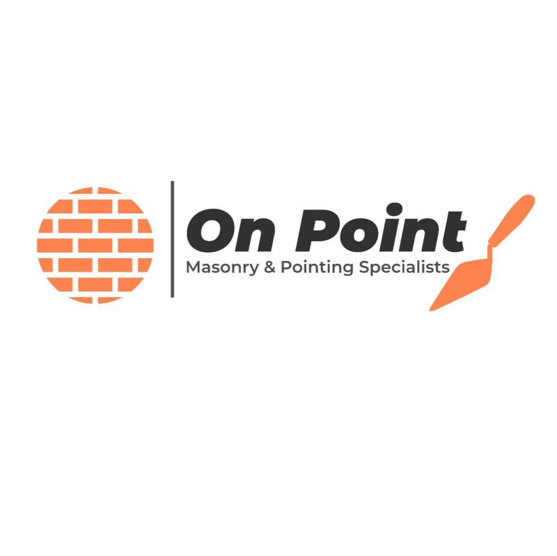 OnPoint Masonry & Pointing Specialists logo