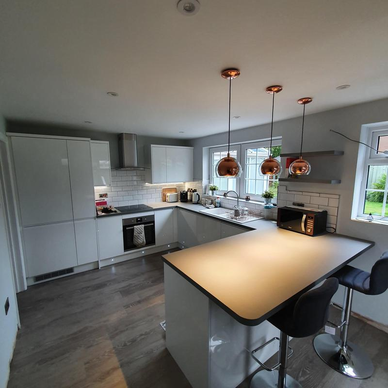Image 6 - Kitchen installed in Bournemouth.